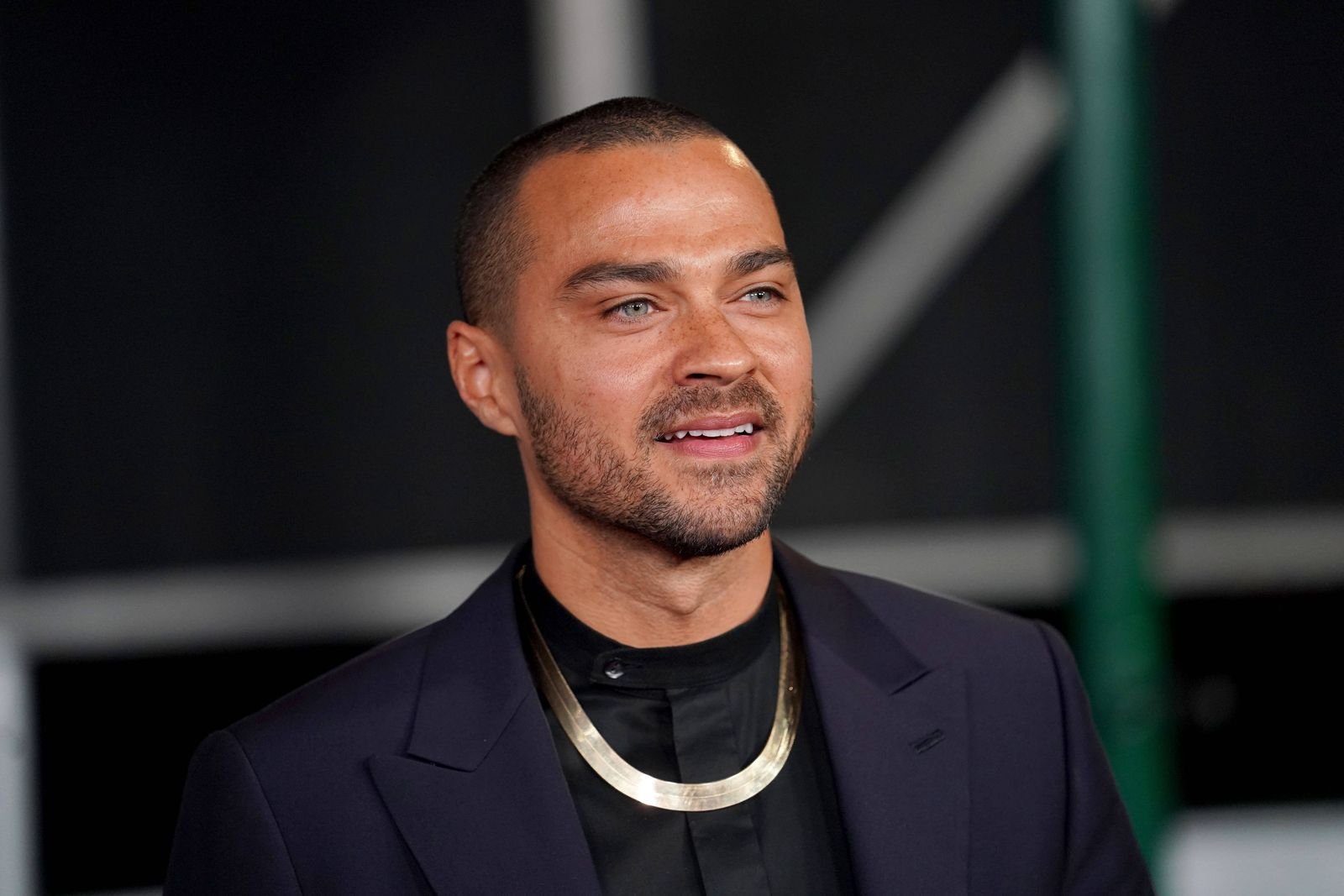 24 October 2019 -Hollywood, California - Jesse Williams. The Irishman Los Angeles Premiere held at the TCL Chinese Theat