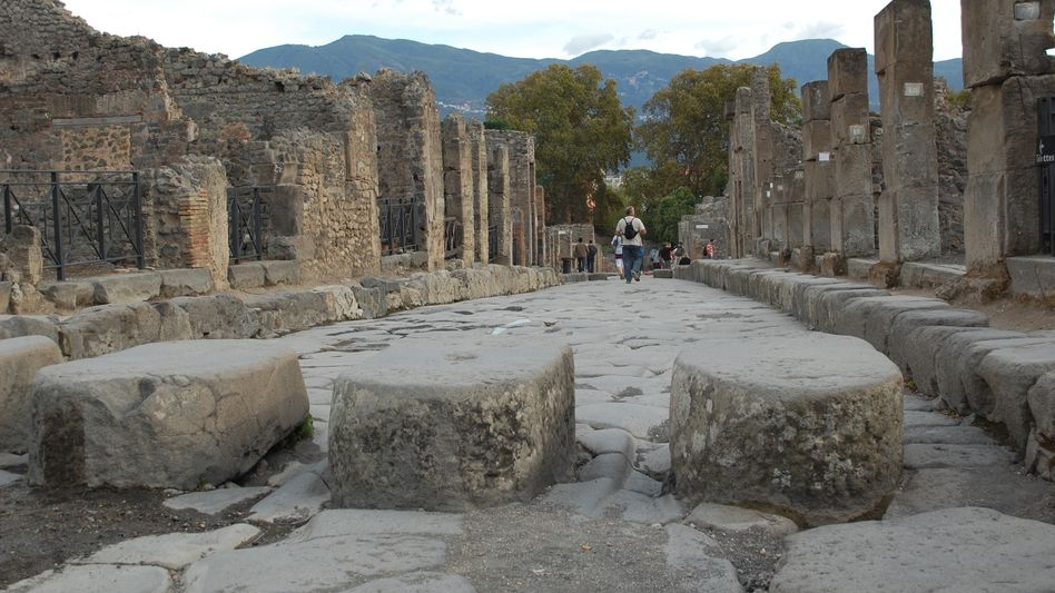 Bald unter Beobachtung: Die historische Ausgrabungsstätte Pompeji