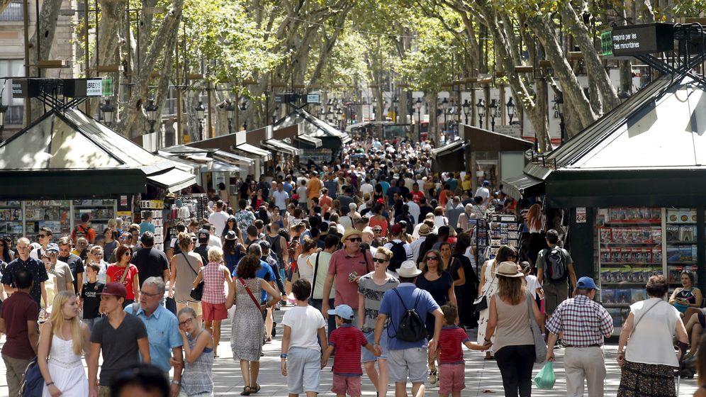 Terror auf der Flaniermeile: Las Ramblas, das Herz Barcelonas