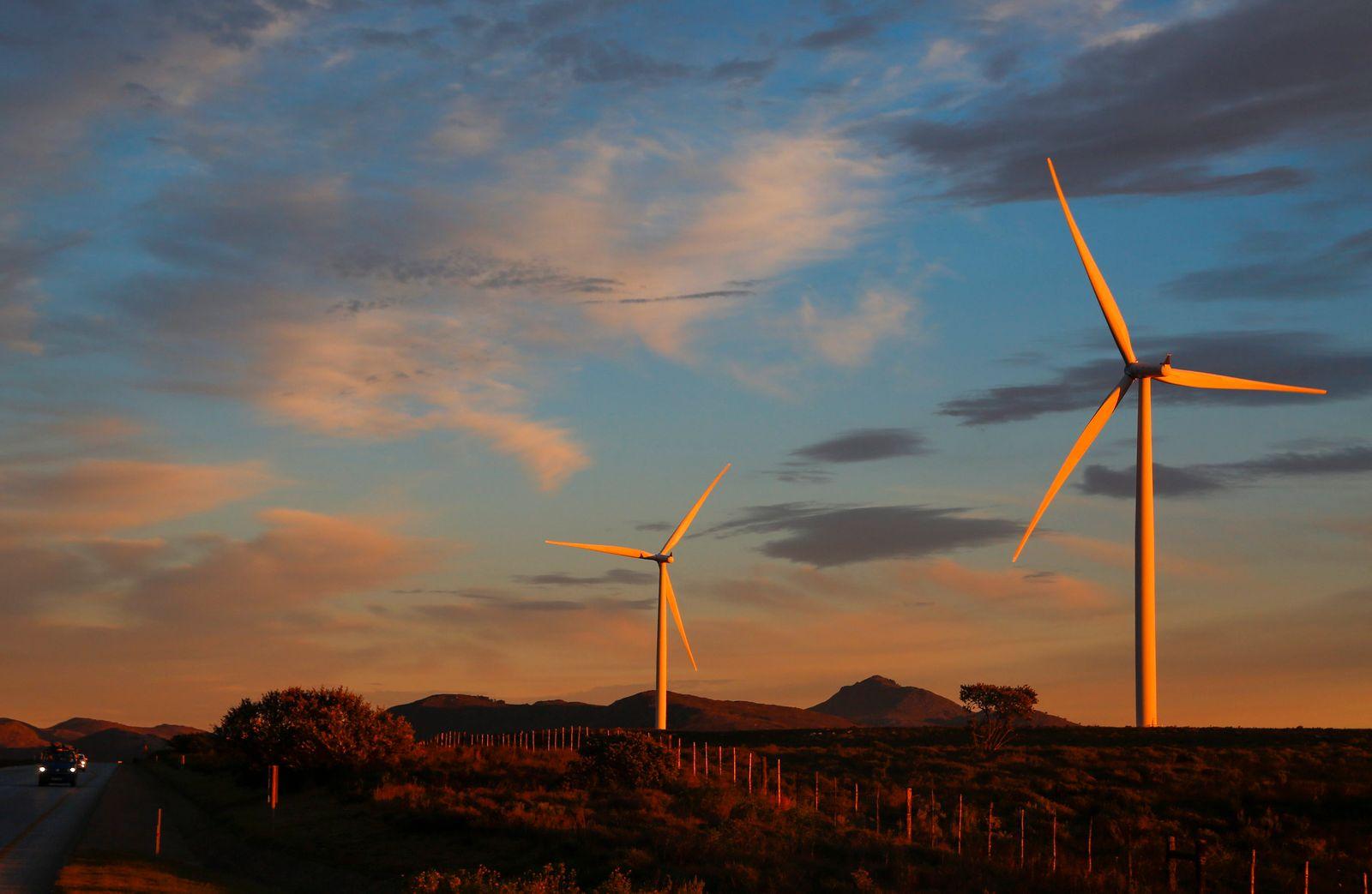Jeffreys Bay Wind Farm
