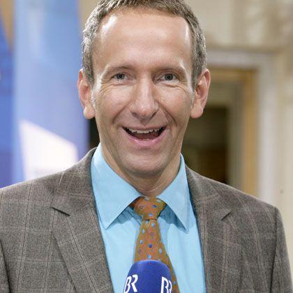 Moderator Schöberl (Archivbild): Darauf eine Maß!