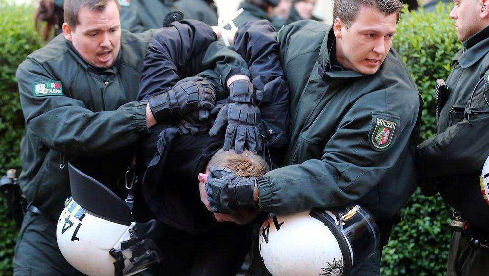 Köln: Umstrittene Zwangsräumung