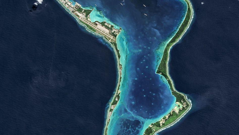 Chagos-Inseln