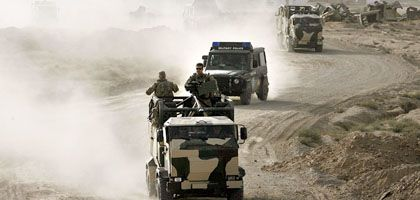 Bundeswehrkonvoi in Afghanistan: Sorge um die deutschen Soldaten