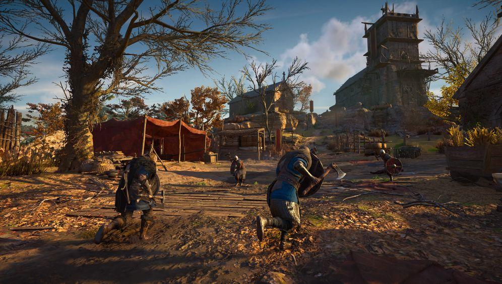 »Assassin's Creed: Valhalla«: Der Macho-Wikinger hat ausgedient