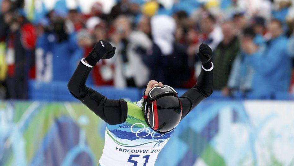 """Olympiasieger Ammann: """"Du bist der Letzte, der oben steht. Es ist angerichtet"""""""