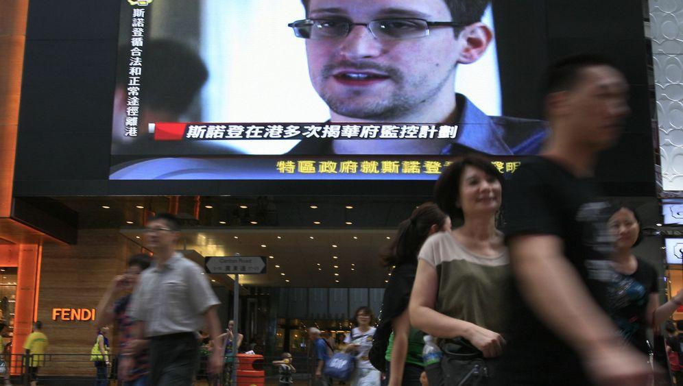 US-Whistleblower: Snowdens Ankunft in Moskau