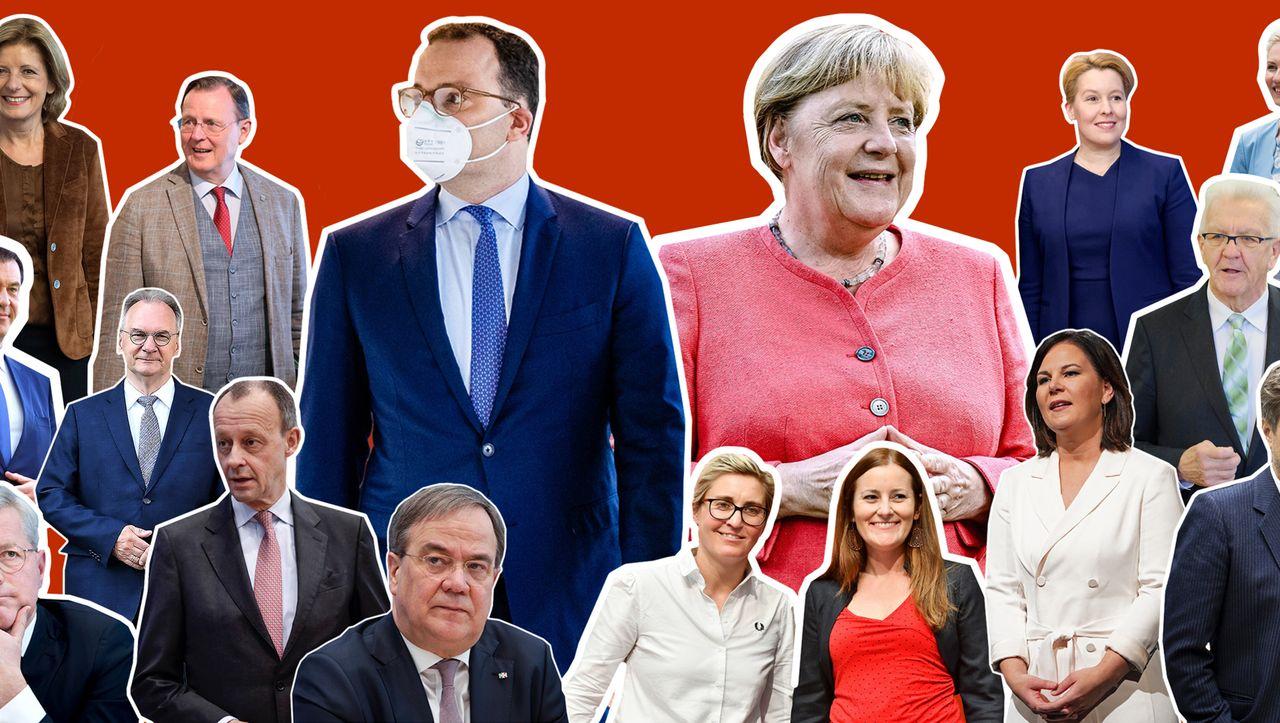 Politischer Jahresausblick: Was 2021 in Deutschland wichtig wird - DER SPIEGEL - Politik
