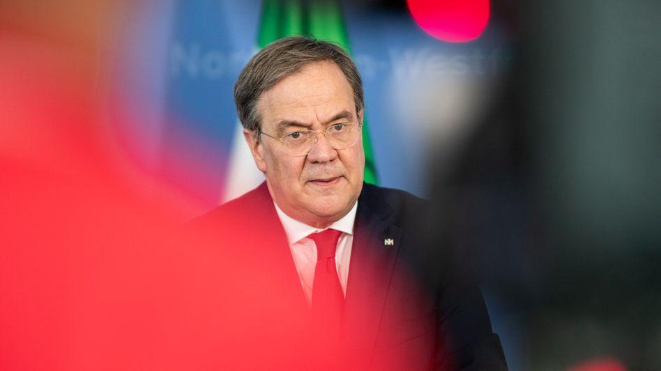 Unionskandidat Armin Laschet (19. Juni 2020, Düsseldorf)