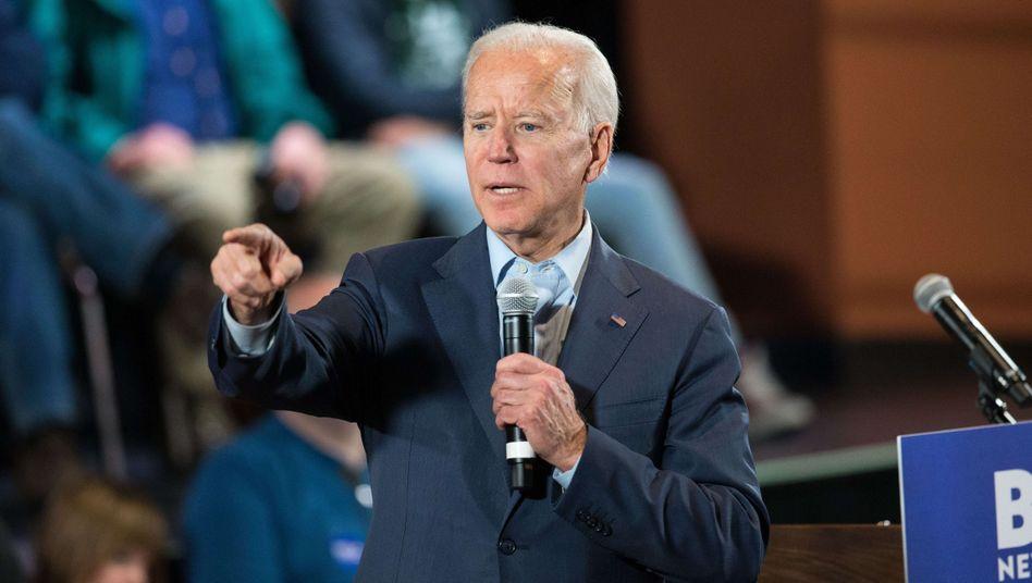 """Joe Biden: Stehen die USA """"am Rande eines größeren Konflikts im Nahen Osten""""?"""
