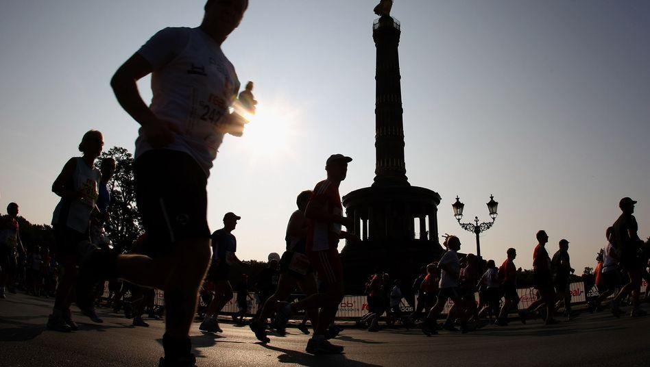 Berlin-Marathon 2009: Entscheidung zwischen Massen-Event und kleinen Läufen