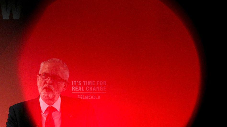 Jeremy Corbyn will Großbritannien ändern - grundlegend