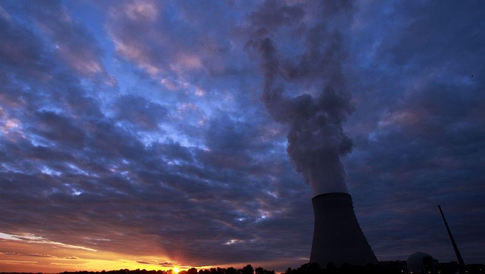 E.on-AKW an der Isar: Konzern vor Atomdämmerung