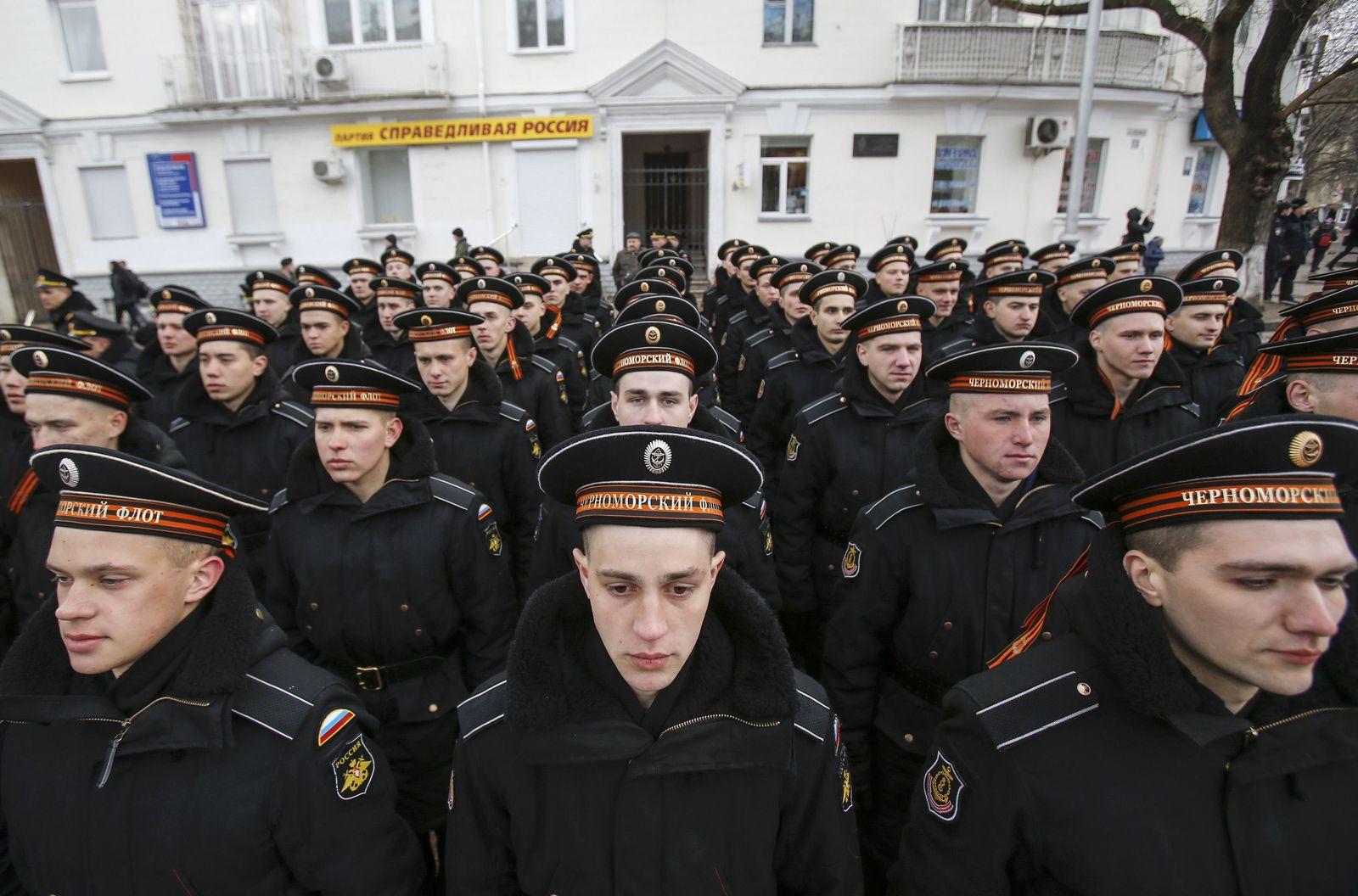 Russia Crimea Ukraine