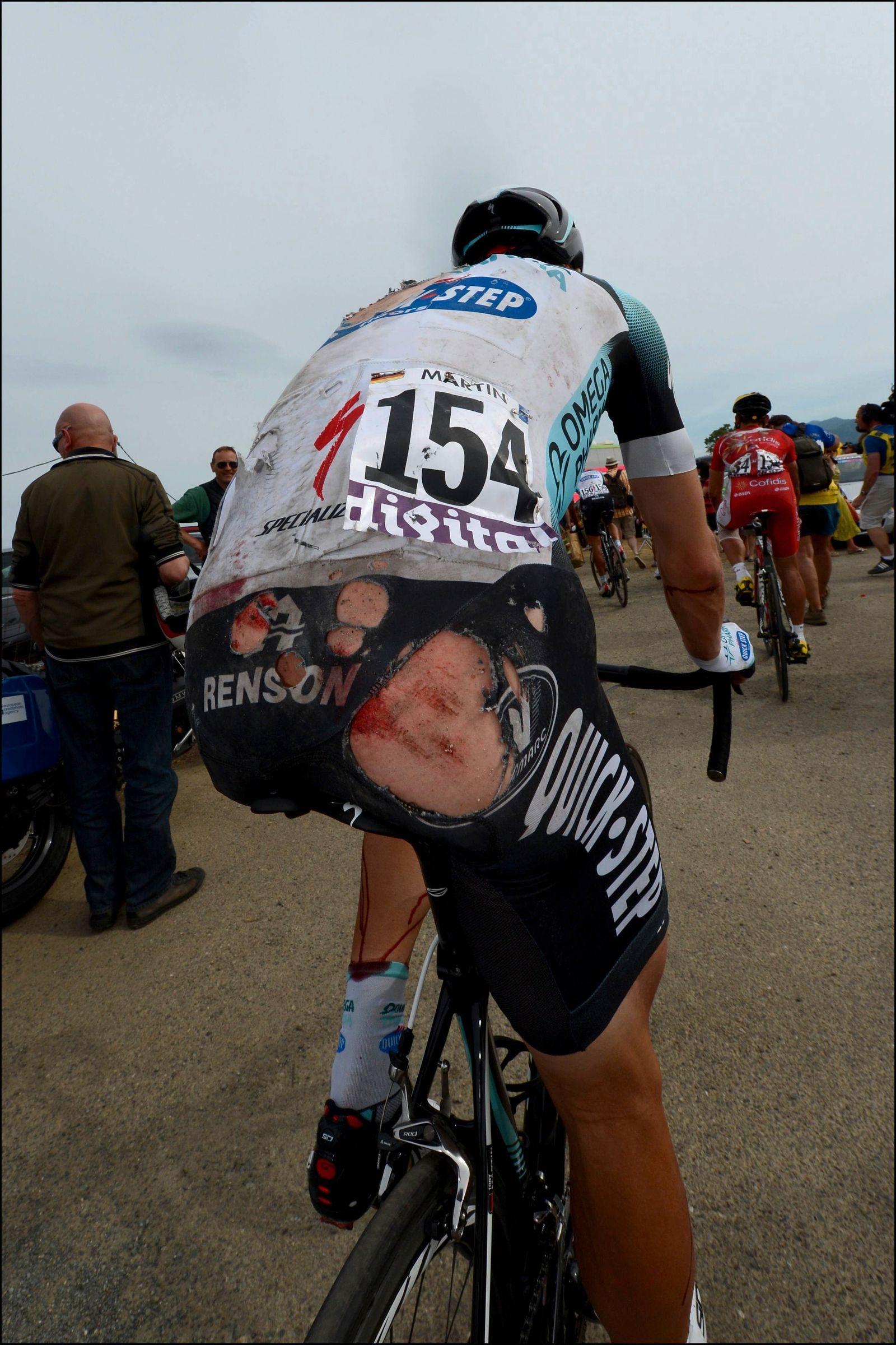 BASTIA FRANCE JUNE 29 MARTIN Tony GER of OMEGA PHARMA QUICK STEP CYCLISME Tour de France 201