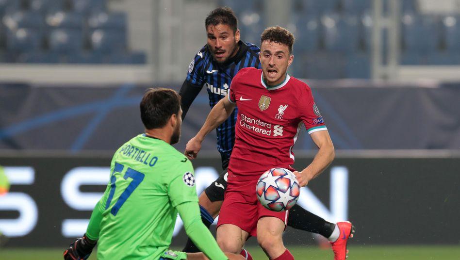 Diogo Jota erweist sich als Liverpooler Glücksgriff auf dem Transfermarkt