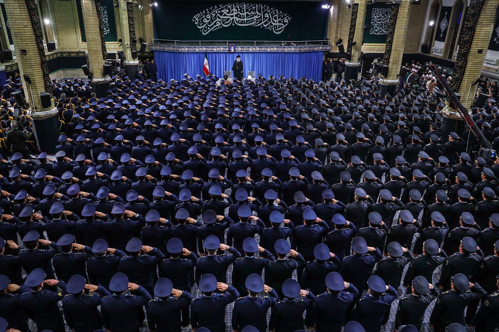 Iran 40. Jahrestag der Revolution