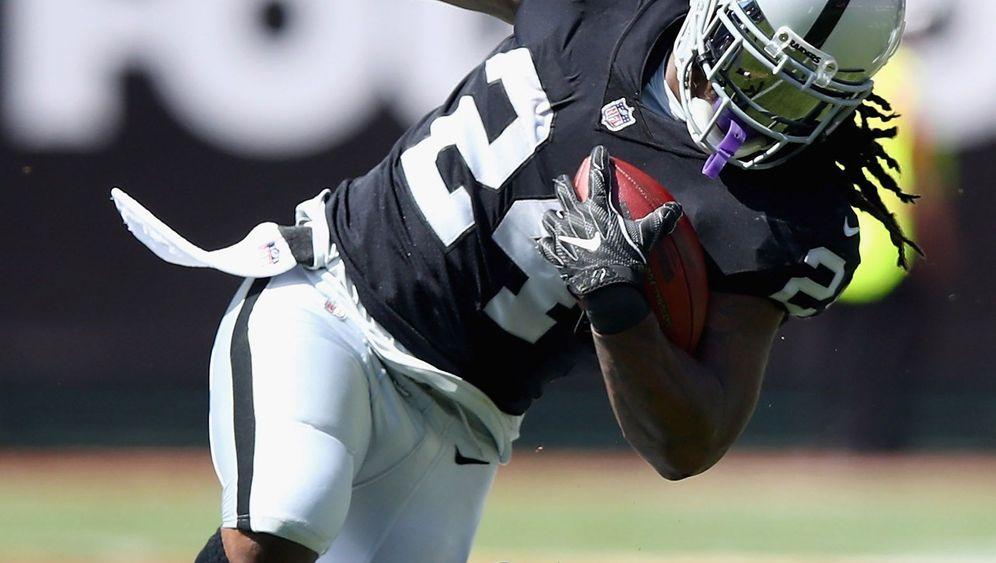 NFL-Star Marshawn Lynch: Zurück im Beast Mode!