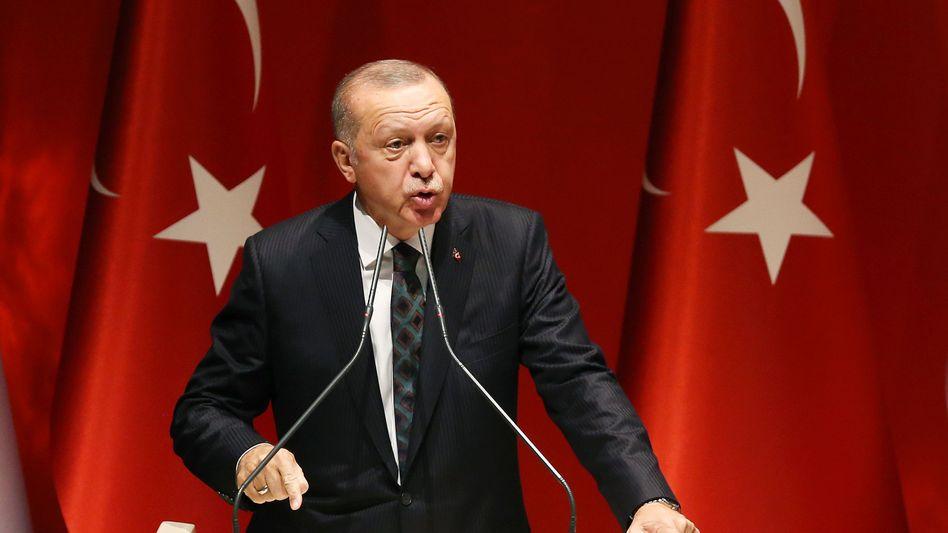 """Erdogan: """"Hey EU, wach auf!"""""""
