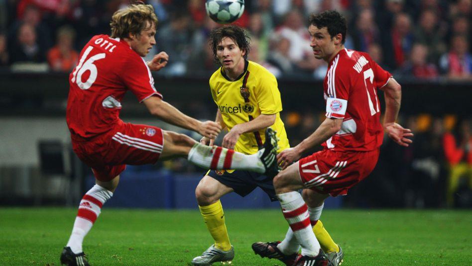 Mittelfeldspieler Ottl: Auf Leihbasis zum 1. FC Nürnberg