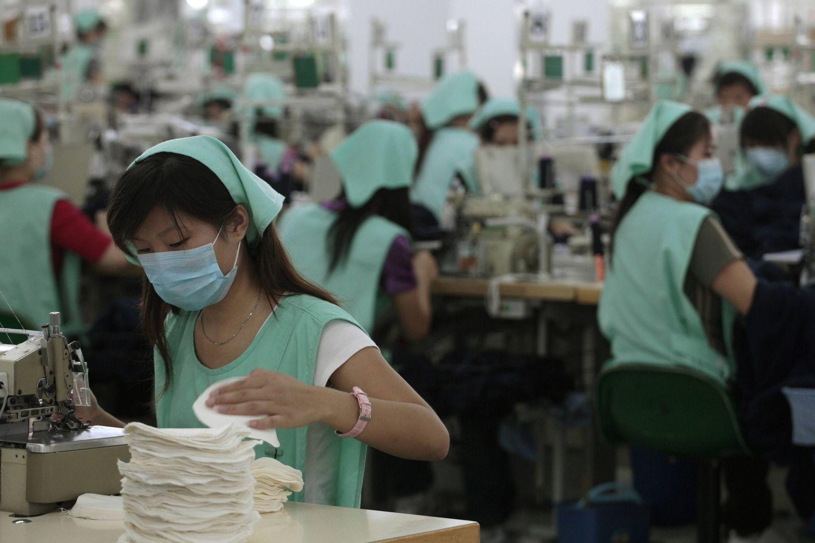 Fabrik / China