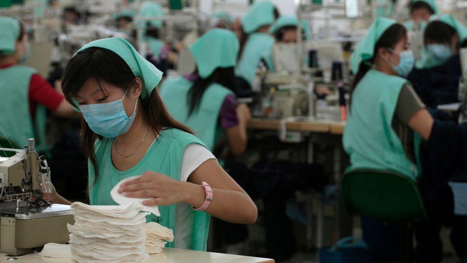 """Fabrik in China: """"Foxconn ist sicher nicht der schlimmste Ort"""""""