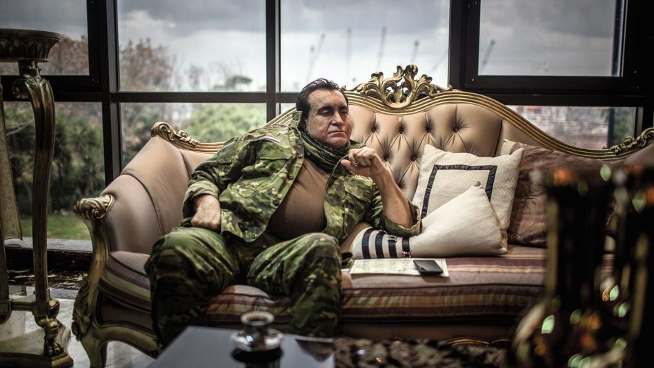 Warlord Jaber»Wir könnten 60 Prozent des Landes beherrschen, wenn man uns ließe«