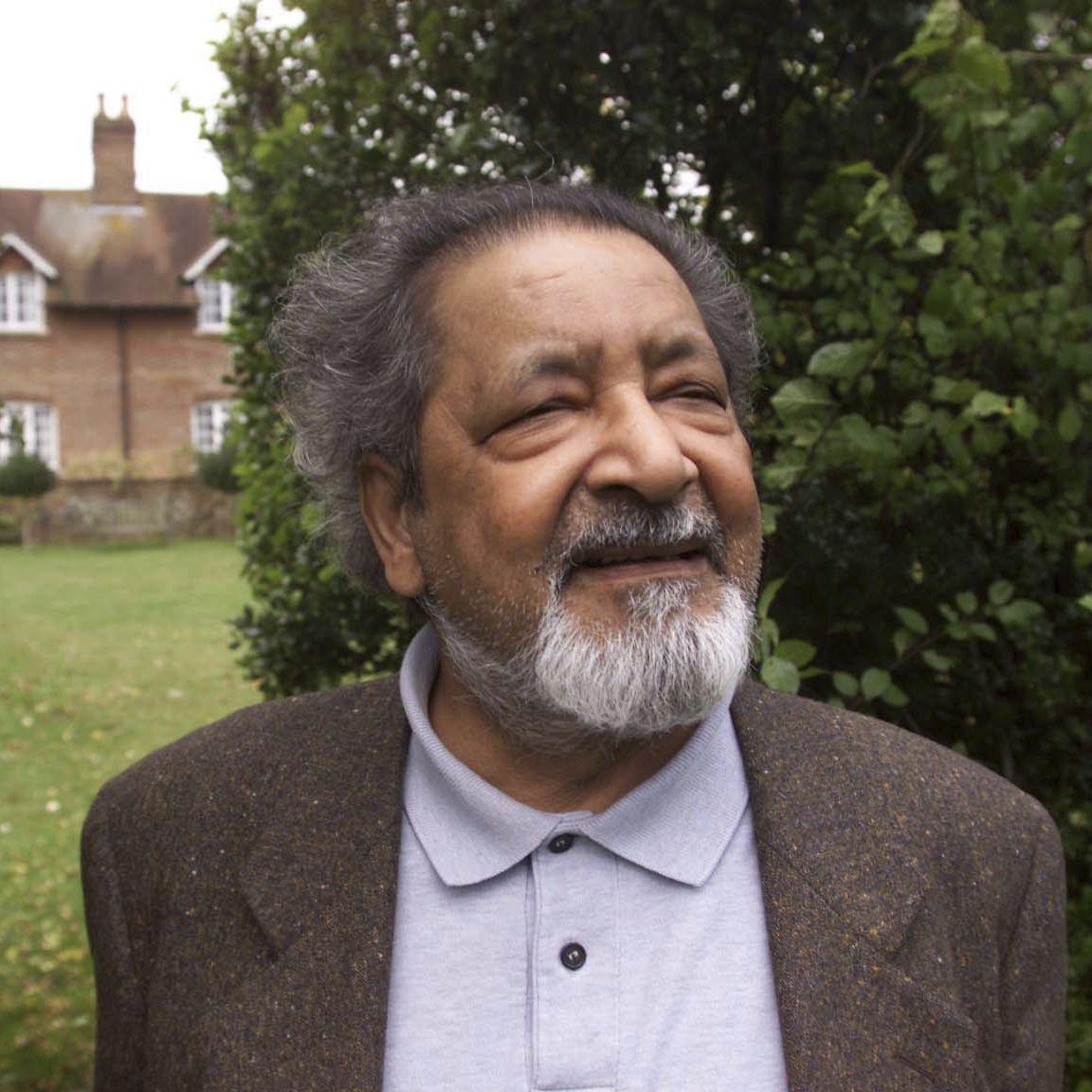 indisch britischer schriftsteller