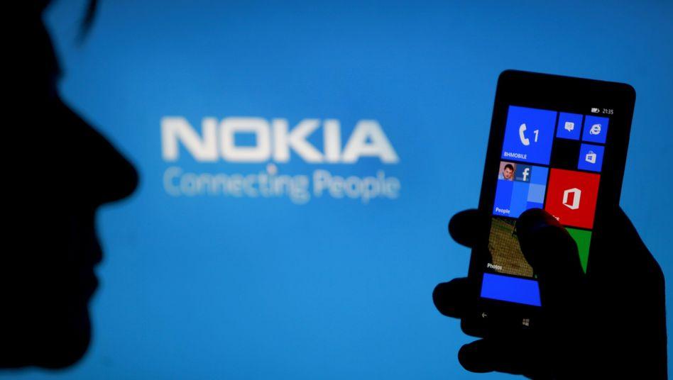 Nokia: Verkauf schwächer als erwartet