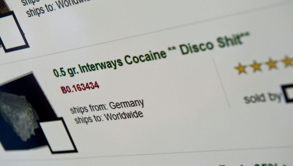 Drogenim Darknet: Polizei spürtillegale Onlineshops in Hessen auf