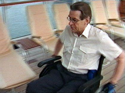 Ward on wheels: Sämtliche Wege und Einrichtungen auf dem Luxusliner müssen behindertengerecht sein