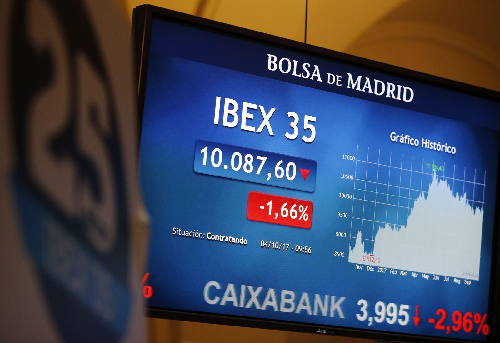 Börse Spanien Madrid