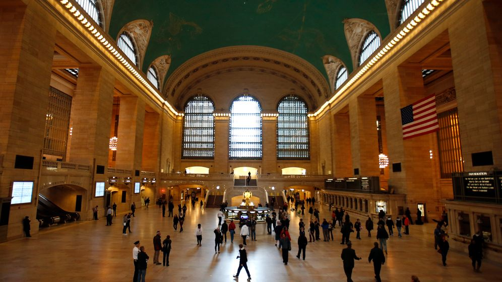 Grand Central Terminal: New Yorks Pendler-Kathedrale