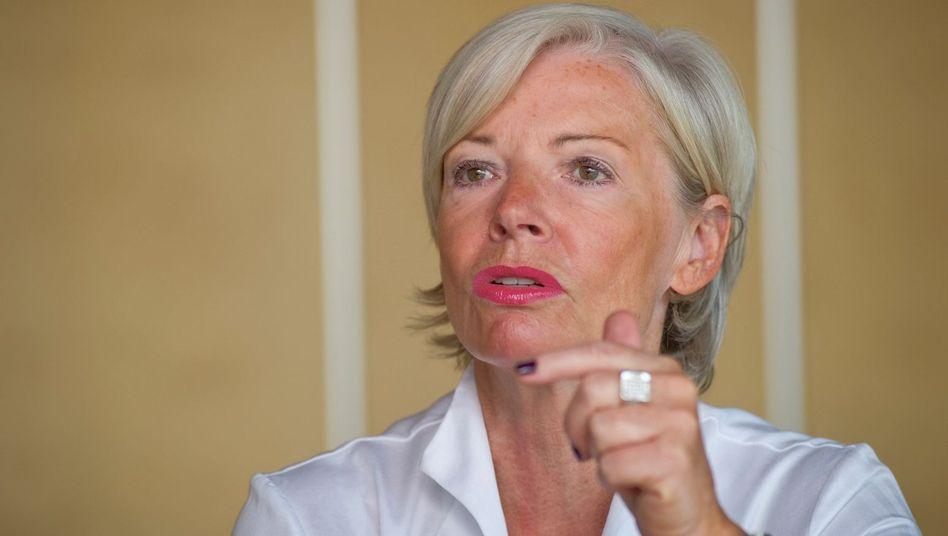 Elke Strathmann: Die Managerin war bislang Deutschland-Personalchefin bei Nestlé