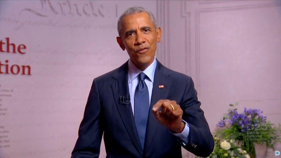 """Ehemaliger US-Präsident Barack Obama (Archivbild): """"Die Folgen dieses Versagens sind schwerwiegend"""""""