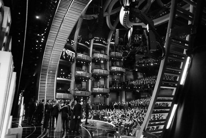 Oscarnacht im Dolby Theatre in Los Angeles 2017: Feministischer Shitstorm