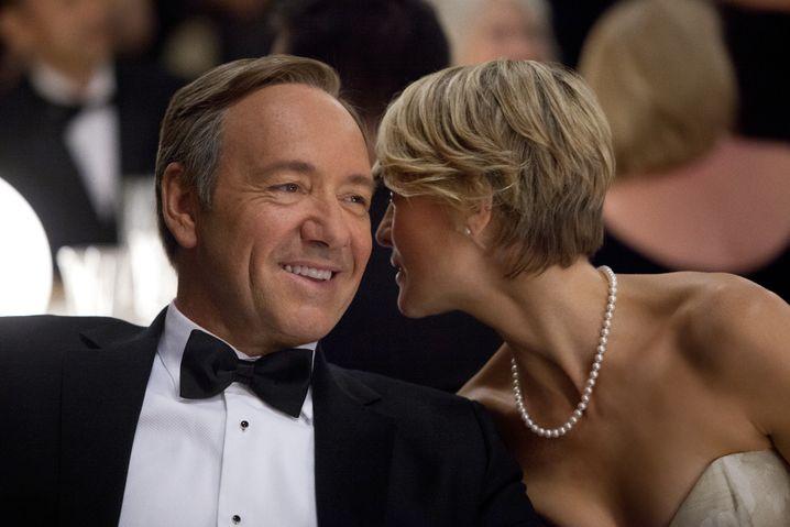 """Mit """"House of Cards"""" ging es los: Netflix riss in der globalen Fernsehwelt Mauern ein - und startete ein neues Zeitalter"""