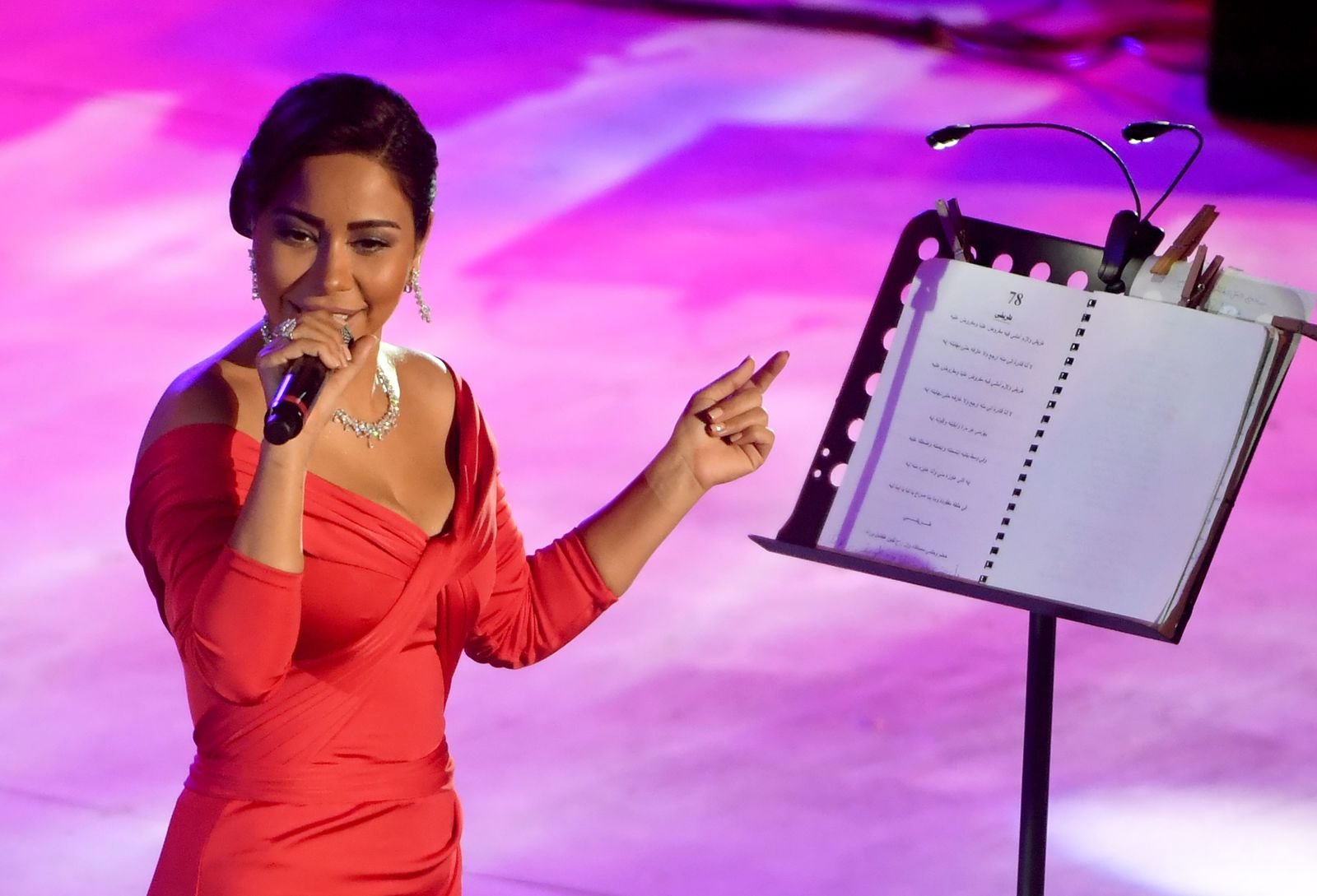 FILES-EGYPT-TRIAL-ENTERTAINMENT-SHERINE