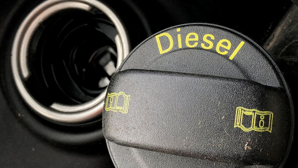 Dieselauto: Deutscher Plan stößt auf Widerstand
