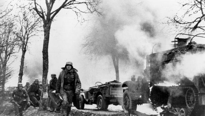 Ardennenschlacht: Schnee und Blut
