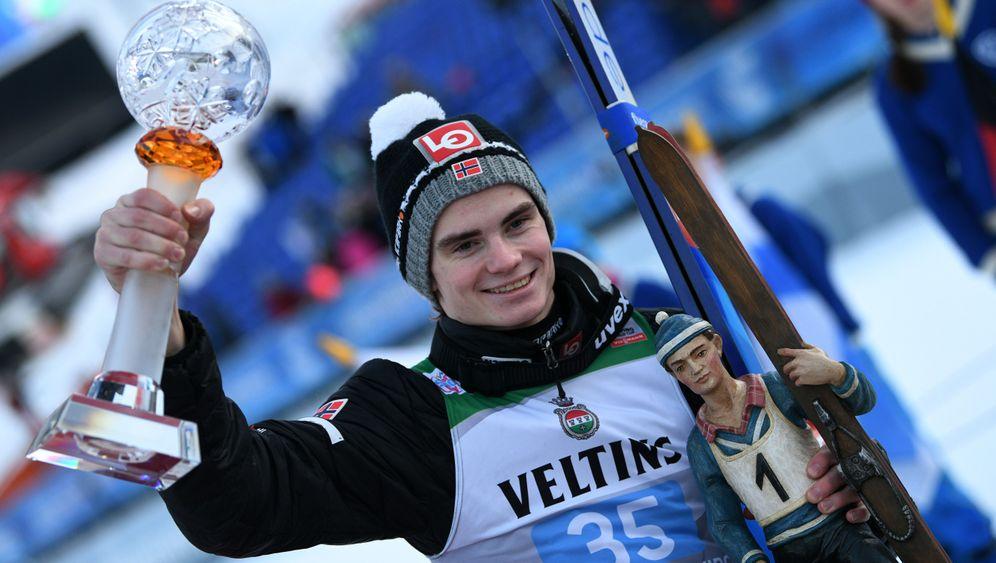 Lindviks Sieg in Garmisch: Per Riesensatz ins neue Jahr