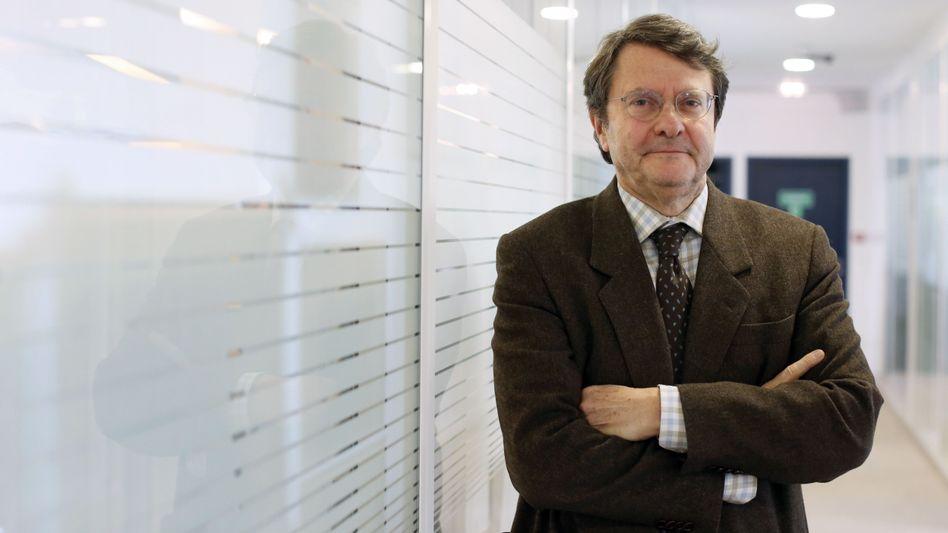 Zeitungsdirektor Izraelewicz: Große Stimme des französischen Journalismus