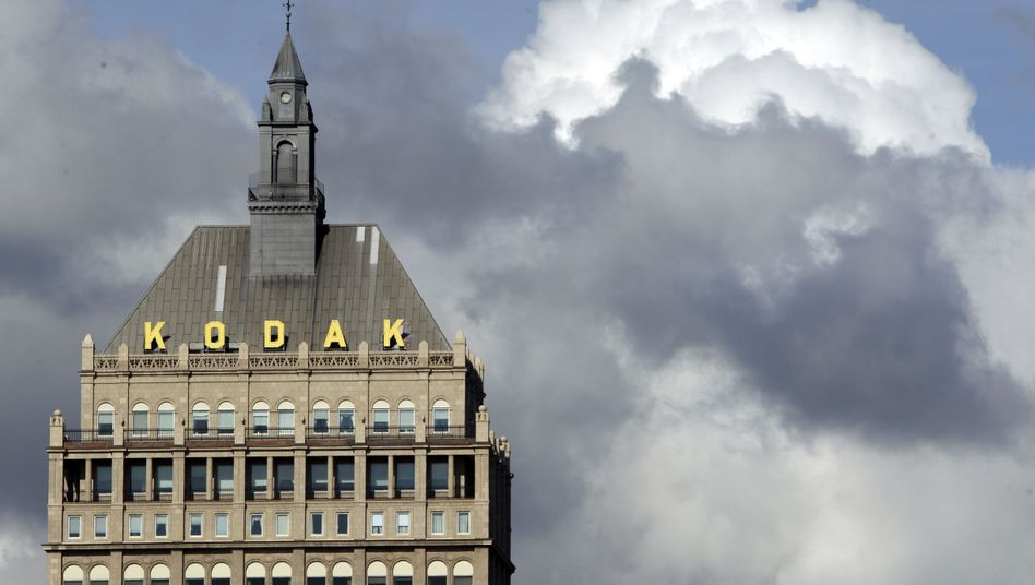 Kodak-Zentrale in Rochester: Kampf ums Überleben eines Traditionsunternehmens