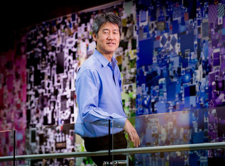 Microsoft-Forschungschef Peter Lee