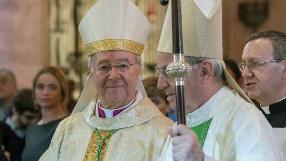 Der Bischof von Mallorca, Sebastià Taltavull: Neue Adresse für Impfangebot