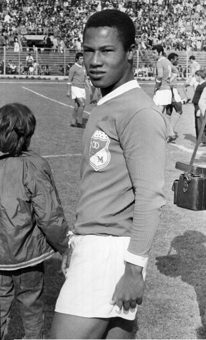 Nationalspieler Willlington Ortiz: Für 1986 nicht qualifiziert