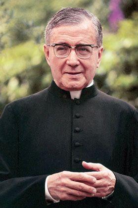 """Opus Dei-Gründer Escrivá: """"Wir können die Schlacht gewinnen, obwohl die Schwierigkeiten groß sind"""""""