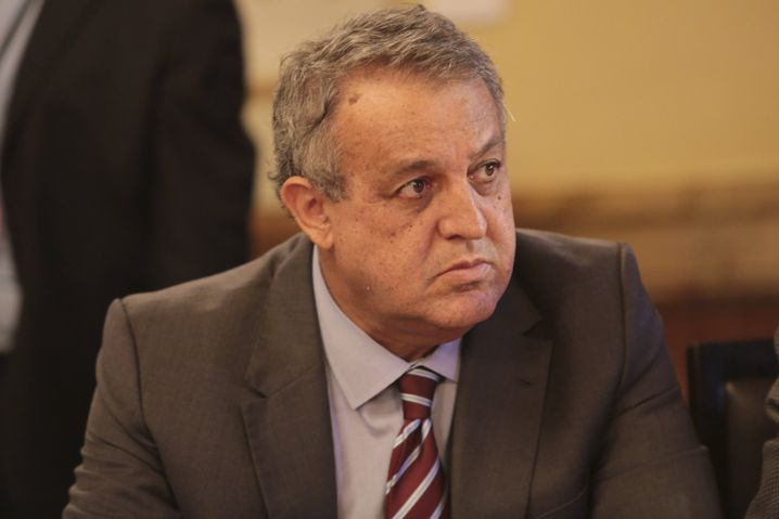 Venezolanischer Ölminister del Pino: Bangen um die Staatskasse
