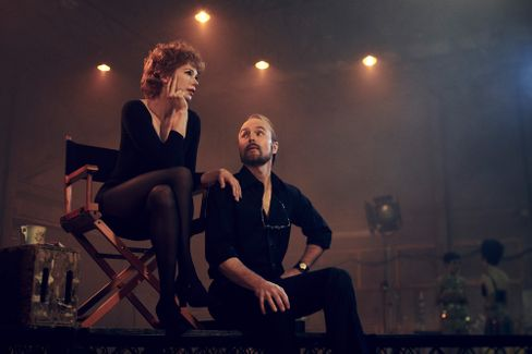Darstellerpaar Williams, Rockwell in »Fosse/Verdon«: Szenen einer Showbiz-Ehe