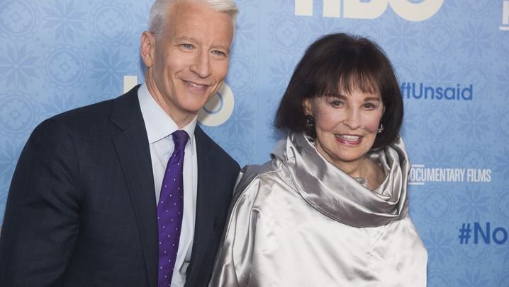 Gloria Vanderbilt: New Yorks elder It-Girl